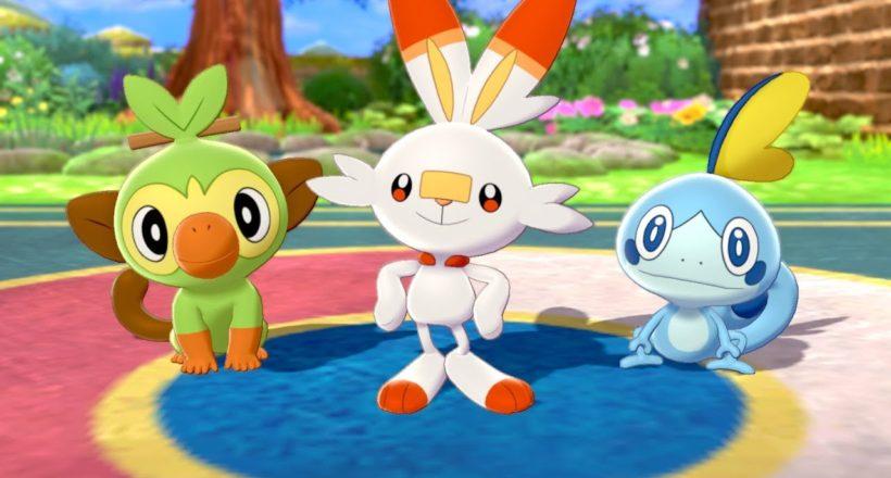 Pokémon Spada e Scudo, numeri da record: oltre 6 milioni di unità vendute nel primo weekend