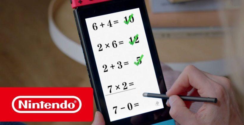 Brain Training del Dr. Kawashima torna su Nintendo Switch: ecco il trailer di annuncio