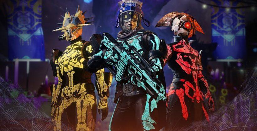 Destiny 2: Ombre dal Profondo, arriva la Festa delle Anime Perdute