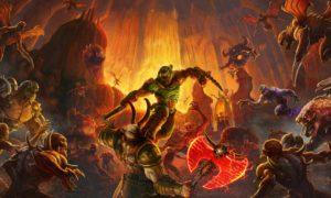 DOOM Eternal: The Ancient Gods Parte 1 è ora disponibile su PS4, Xbox One, PC e Stadia