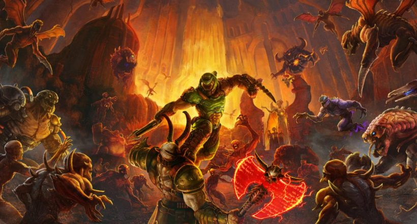 DOOM Eternal è disponibile da oggi per PS4, Xbox One, PC e Google Stadia