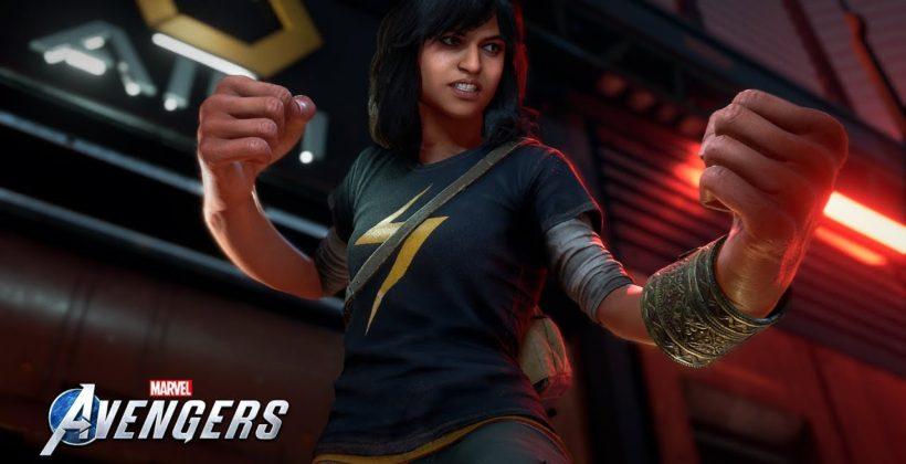 Marvel's Avengers: anche Kamala Khan sarà tra i personaggi giocabili