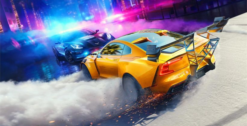 Need for Speed Heat, la colonna sonora è disponibile ora su Spotify, Apple Music e Deezer