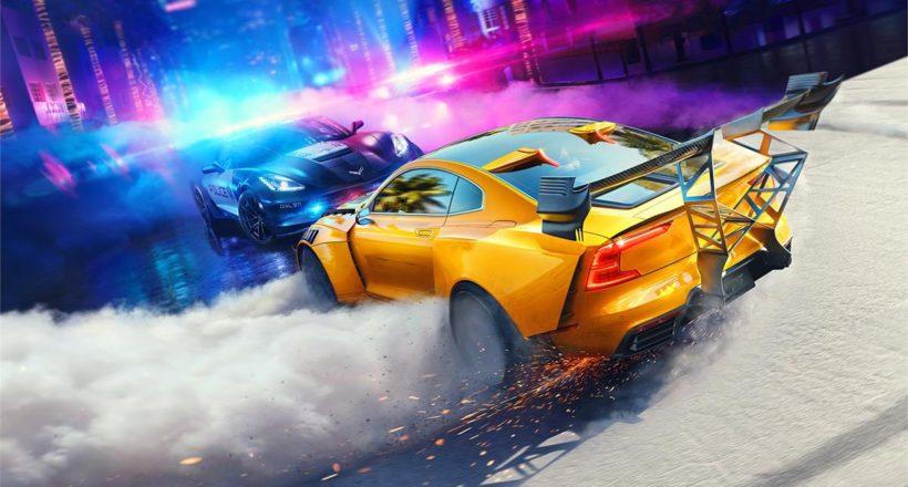 Need for Speed Heat, la colonna sonora è disponibile ora su Spotify, Apple Music e Deezer