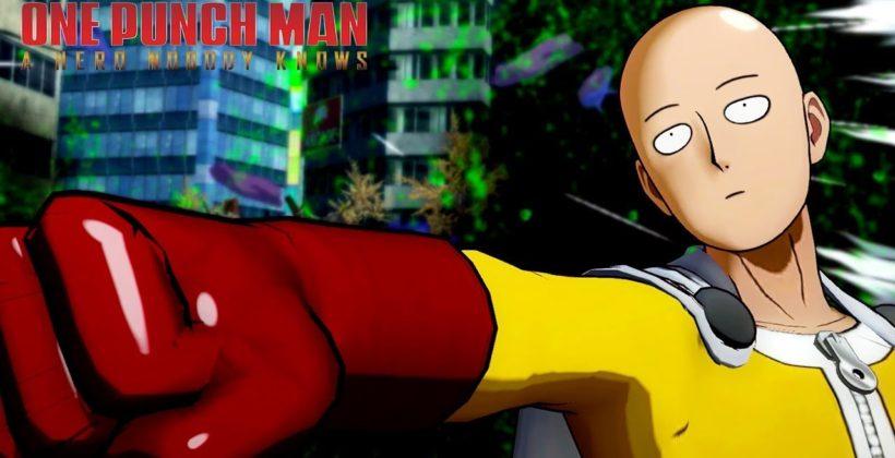 One Punch Man: A Hero Nobody Knows, in arrivo la Closed Beta su PS4 e Xbox One