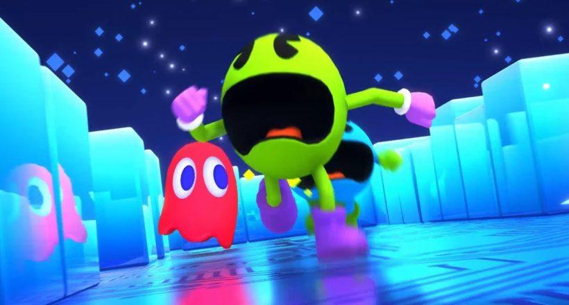 Pac-Man Party Royale arriva in esclusiva su Apple Arcade