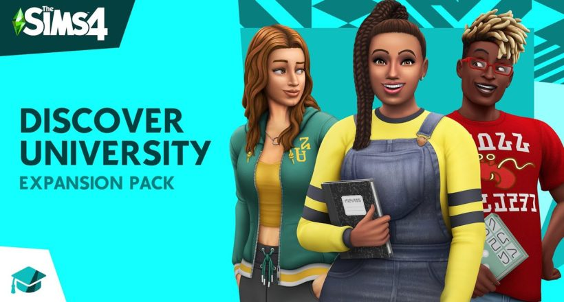 The Sims 4 ci riporta tra i banchi di scuola con l'espansione Vita Universitaria