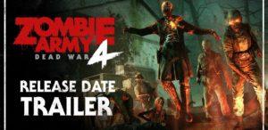 Zombie Army 4: Dead War arriva su PS4, Xbox One e PC a febbraio 2020