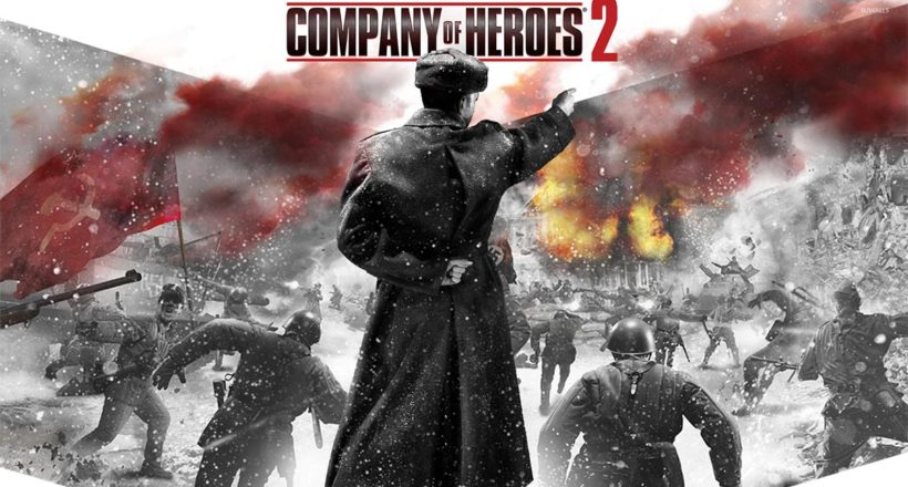 Company of Heroes 2 è disponibile gratuitamente su Steam per un periodo di tempo limitato