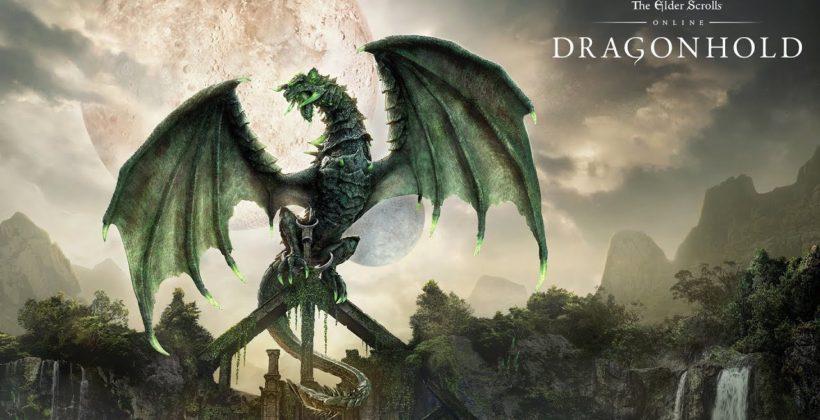 Dragonhold: la prima avventura annuale di The Elder Scrolls Online è disponibile su PS4, Xbox One, PC e Mac