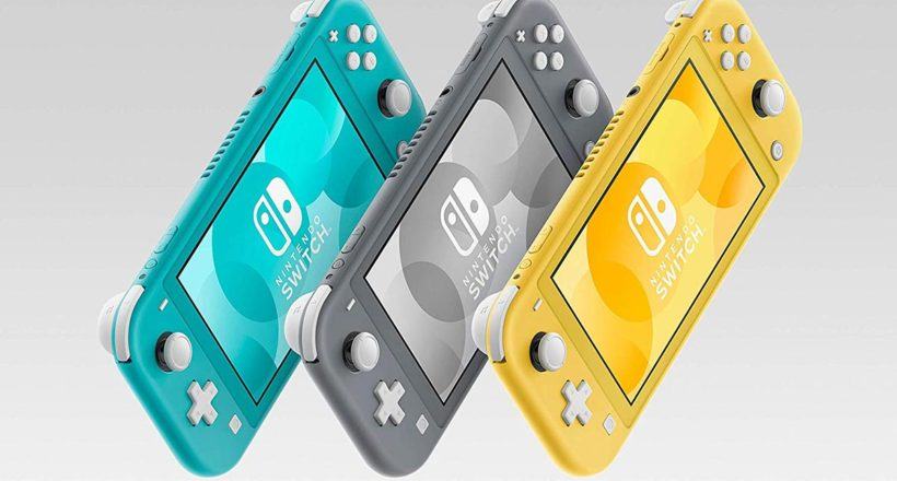 Nintendo Switch Lite è in offerta su Amazon per il Black Friday 2019