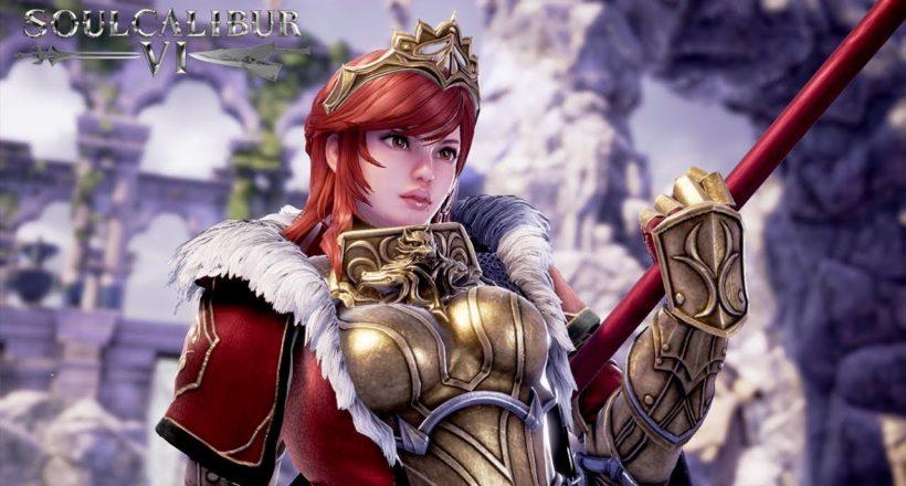 SoulCalibur VI: arriva Hilde, il primo di quattro nuovi personaggi giocabili