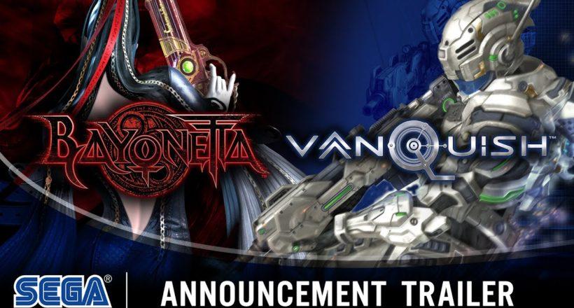 Bayonetta e Vanquish tornano in bundle su PS4 e Xbox One in 4K a 60fps
