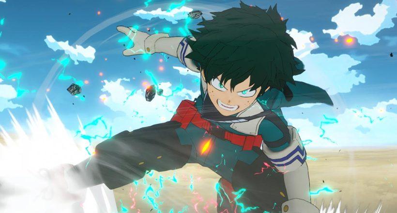 My Hero One's Justice 2 sta arrivando su PS4, Xbox One, Switch e PC: ecco il nuovo trailer dedicato ai villain