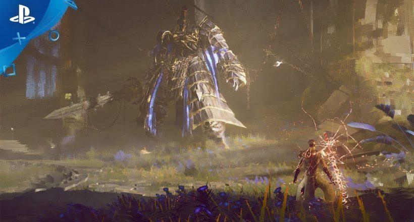 PlatinumGames annuncia Babylon's Fall, il nuovo titolo action in arrivo su PS4 e PC