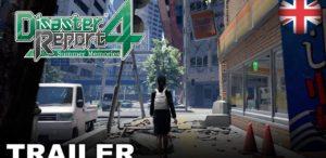 Disaster Report 4: Summer Memories è ora disponibile su PS4, Nintendo Switch e PC