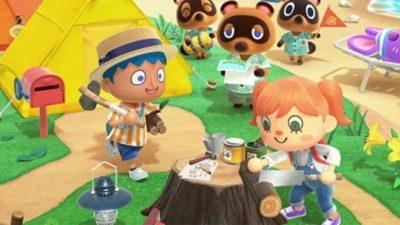 Nintendo, annunciato un nuovo Animal Crossing: New Horizons Direct