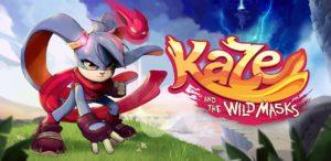 Kaze and the Wild Masks, disponibile da oggi su Steam l'open beta del platform stile anni 90