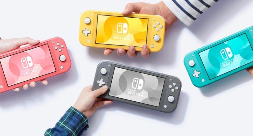 Nintendo Switch Lite, annunciata la colorazione corallo: ecco la data di uscita