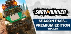 SnowRunner: il Season Pass & Premium Edition Trailer mostra alcuni nuovi contenuti in arrivo