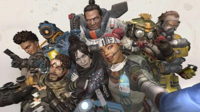 Apex Legends introduce modificatori di playlist nell'evento Giochi di Guerra
