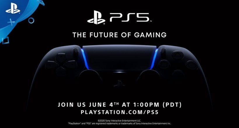 PlayStation 5 sarà presentata il 4 giugno in diretta streaming: ecco il teaser trailer