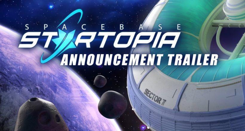Spacebase Startopia: annunciata la data di uscita su PS4, Xbox One, Nintendo Switch e PC