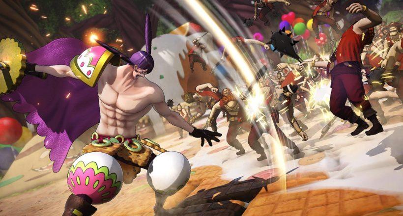 One Piece: Pirate Warriors 4, anche Cracker si unisce al gioco questa estate su PS4, Xbox One, Nintendo Switch e PC