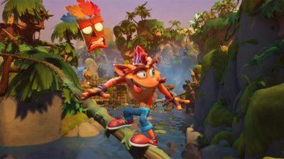 Crash Bandicoot 4: It's About Time è ufficiale, ecco la data di uscita su PS4 e Xbox One