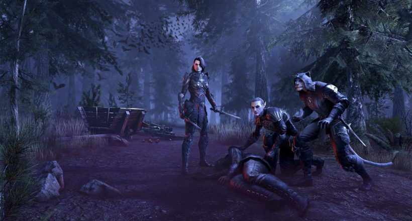 The Elder Scrolls Online Greymoor è ora disponibile su PlayStation 4 e Xbox One