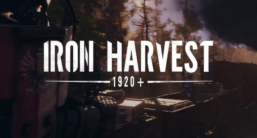 Iron Harvest 1920+ si mostra con un nuovo gameplay trailer che annuncia l'Open Beta