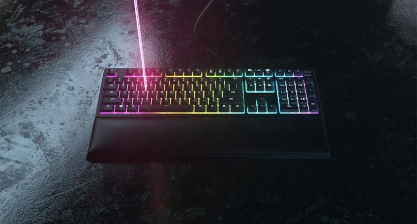 Razer presenta Ornata V2, la nuova tastiera con gli switch ibridi Mecha-Membrane