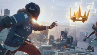 Hyper Scape, Ubisoft vuole portare i Battle Royale ad un nuovo livello su PS4, PC e Xbox One