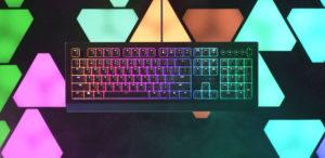 Razer presenta Cynosa V2: illuminazione RGB personalizzabile per ogni tasto e controlli multimediali