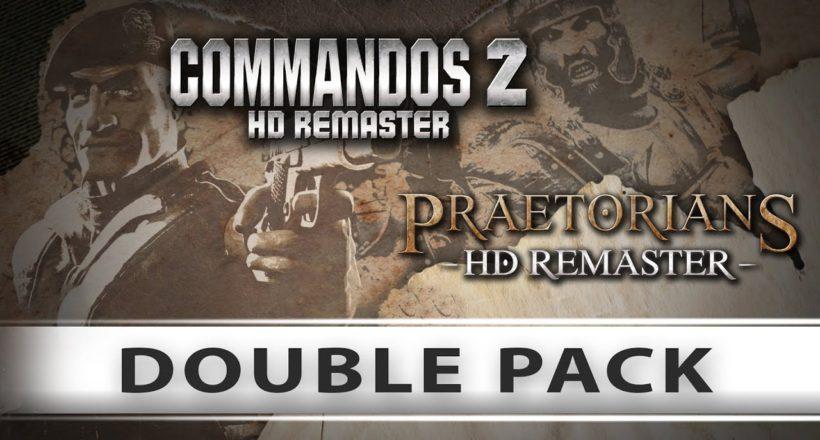 Commandos 2 & Praetorians HD Remasters: annunciate le date di uscita su PS4 e Xbox One