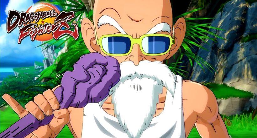 Dragon Ball FighterZ, anche il Maestro Muten arriva tra i personaggi giocabili