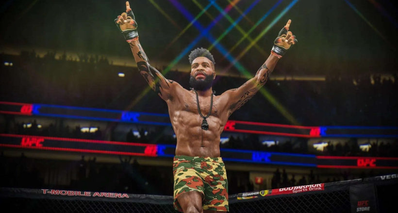 EA SPORTS UFC 4 sbarca finalmente su PlayStation 4 e Xbox One