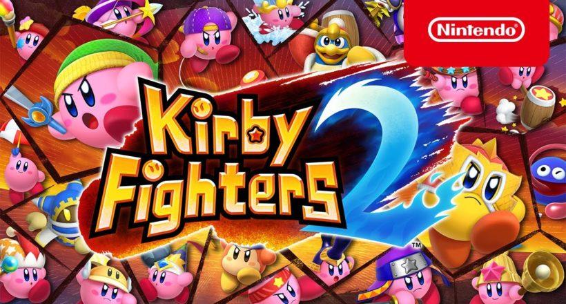Kirby Fighters 2 annunciato a sorpresa per Nintendo Switch, ed è subito disponibile