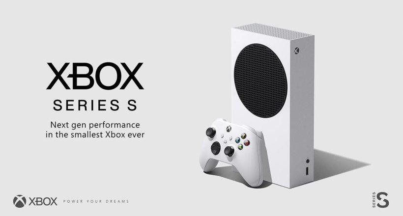 Xbox Series S annunciata ufficialmente da Microsoft, ed è davvero piccolissima