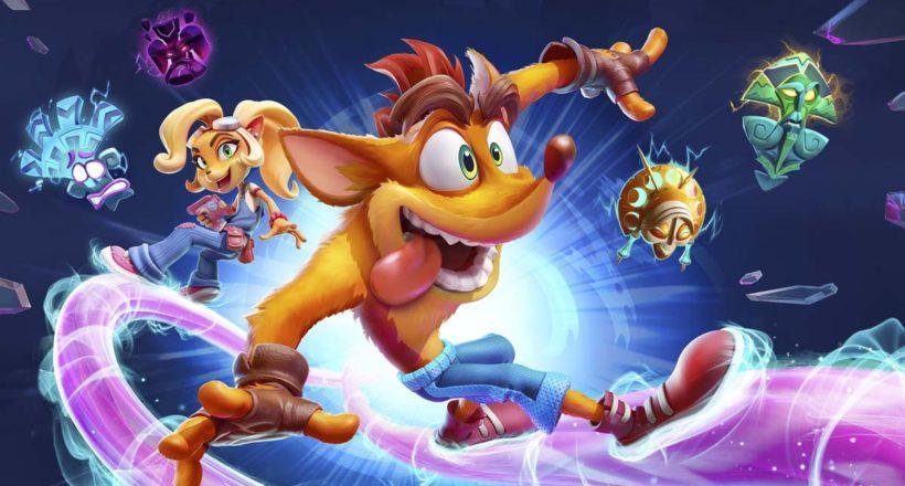 Crash Bandicoot 4: It's About Time, ecco la data di uscita su PS5, Xbox Series X/S e Switch