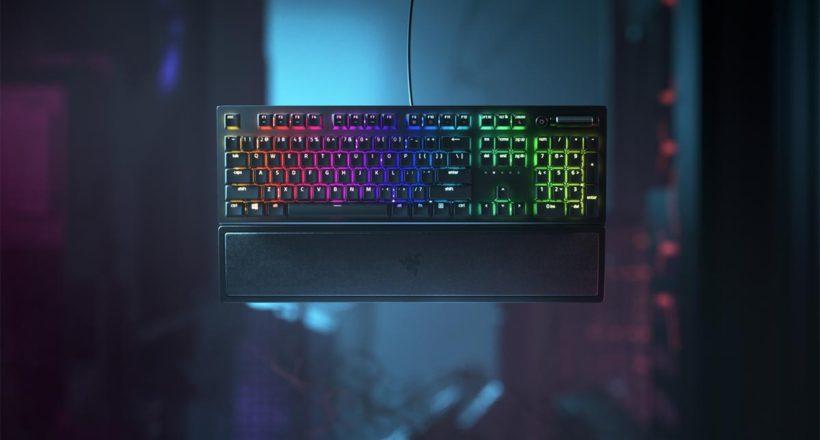 Razer annuncia le nuove tastiere meccaniche BlackWidow V3 e BlackWidow V3 Tenkeyless