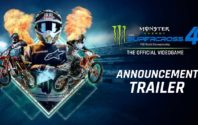 Monster Energy Supercross The Official Videogame 4 annunciato su PC e console