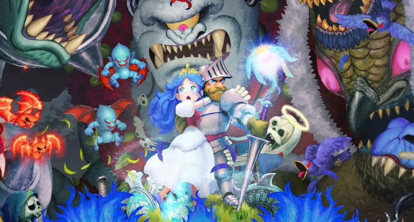 Ghosts 'n Goblins Resurrection, ecco il gioco in azione grazie al video gameplay di una demo