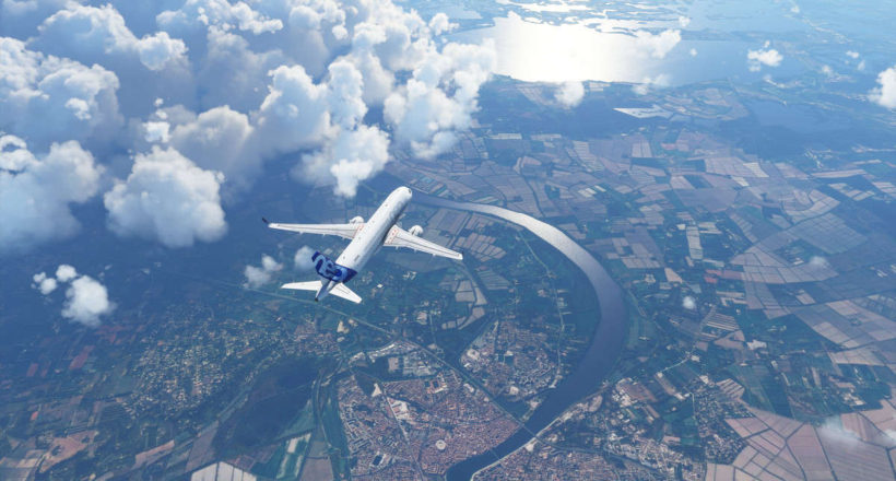 Microsoft Flight Simulator: disponibile l'aggiornamento per la realtà virtuale
