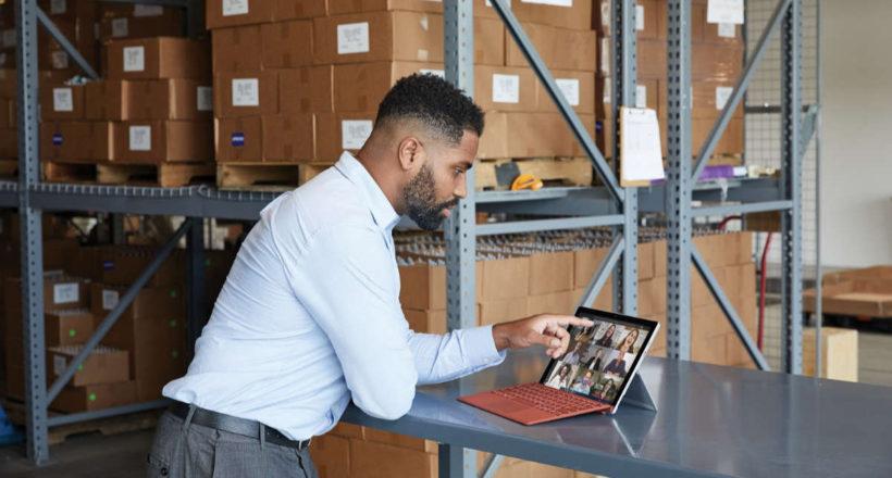 Microsoft annuncia Surface Pro 7+ for Business: versatilità, connettività e sicurezza