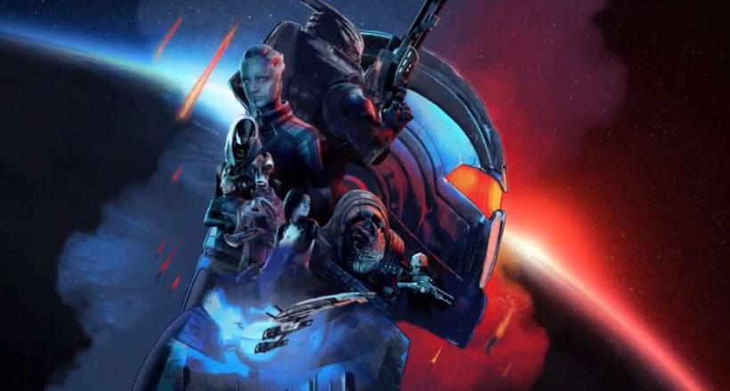 Mass Effect Legendary Edition: ecco la data di uscita della versione in 4K Ultra HD con HDR
