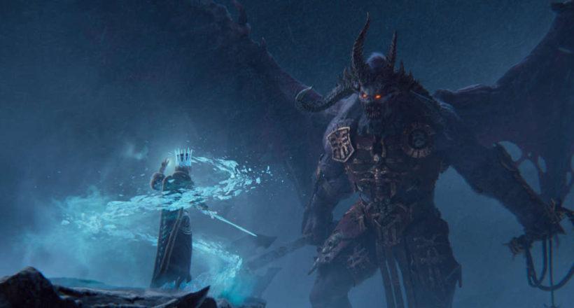 Total War: WARHAMMER III annunciato ufficialmente, ecco il primo trailer