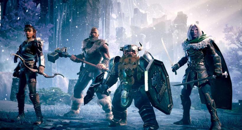 Dungeons & Dragons Dark Alliance è in arrivo su Xbox Game Pass al Day One