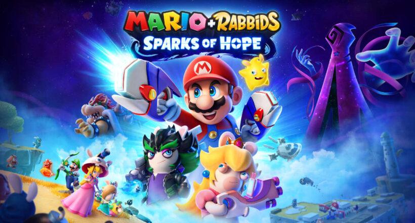 Mario + Rabbids Sparks of Hope annunciato ufficialmente, ecco tutti i dettagli e il primo trailer