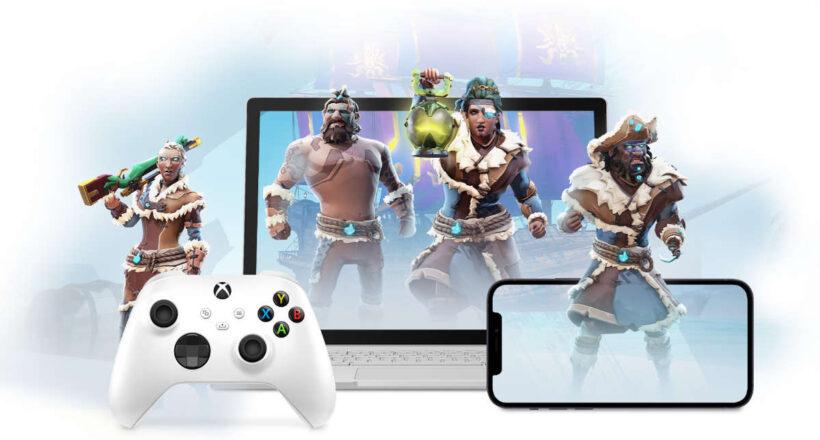 Xbox Cloud Gaming è ora disponibile su PC e dispositivi Apple tramite Game Pass Ultimate
